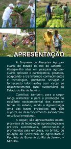 apresentação - Pesagro-Rio - Page 2