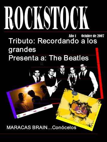 Tributo: Recordando a los grandes Presenta a: The Beatles