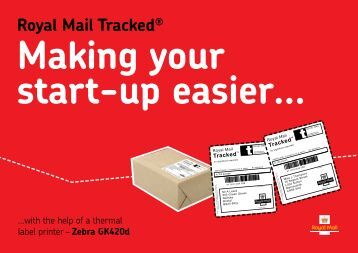 sourcing a printer through us - Royal Mail