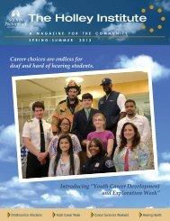 holley Spring 2012 news.cdr - St. John Health System