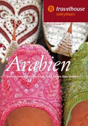 Arabien - Travelhouse
