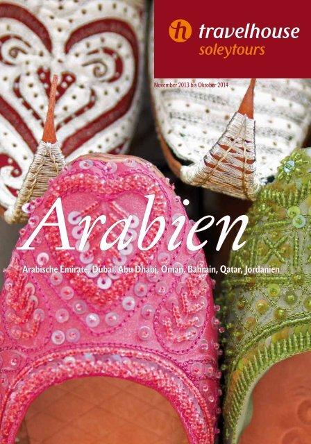 Arabien - Travelhouse