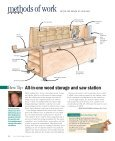 Wood Storage and Saw Station - Page 2