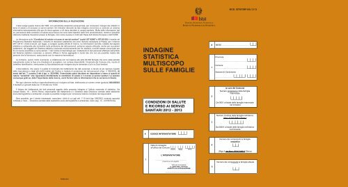 arancione - Istat