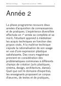 Programme des cours 2010−2011 — Année 2 - (ENSA) Dijon - Page 5