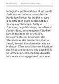 Programme des cours 2010−2011 — Année 2 - (ENSA) Dijon - Page 6
