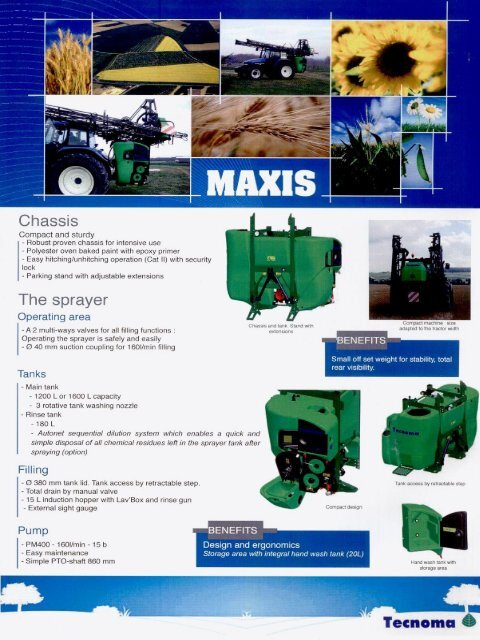Chassis - Agromix