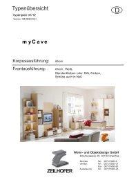 myCave - Zeilhofer