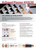 Hypertherm HSD130 - Eiva-Safex - Page 2
