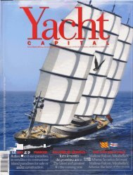 Yacht Capital N10 Ottobre 2006 (Perini Navi Cup Atto II)