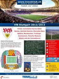 VfB Stuttgart 2012/2013 - Travelclub