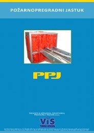 Požarnopregradni jastuk - PPJ - prospekt - ViS Company