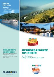 HERBSTROMANZE AM RHEIN - zgtonline.de