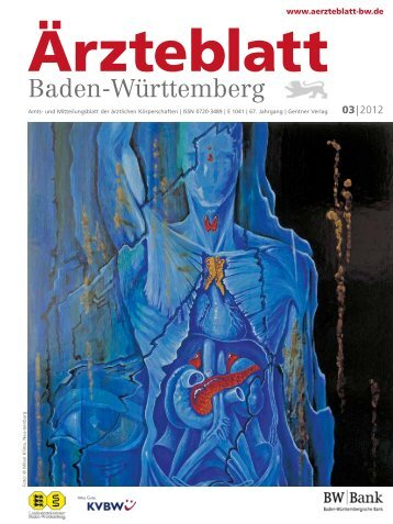 Ärzteblatt Baden-Württemberg 03-2012 [PDF] - Landesärztekammer ...