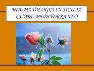 Malattie Reumatiche: Classificazione - simferweb.net