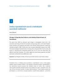 Fulltext... - Výzkumný ústav práce a sociálních věcí