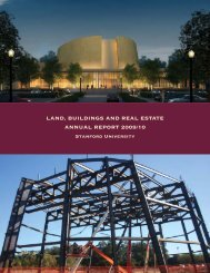 LBRE Annual Report 2009-2010 - Land, Buildings & Real Estate ...