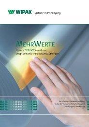 Broschüre Service (pdf) - Wipak