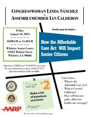 How the Affordable Care Act Will Impact Senior Citizens