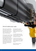 Safe and reliable power supply - Poduri rulante - Page 2