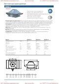 Вентиляторы дымоудаления DVG - Page 4