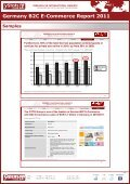 Germany B2C E-Commerce Report 2011 - yStats.com - Page 4