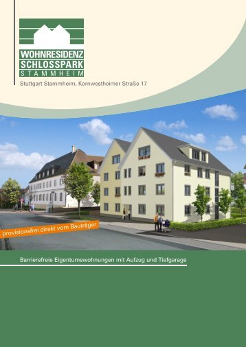 + Wohnresidenz Schloßpark - Kienle Immobilien
