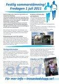 Inbjudan - Trosa Stadslopp - Page 2