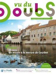 Ornans - Conseil général du Doubs