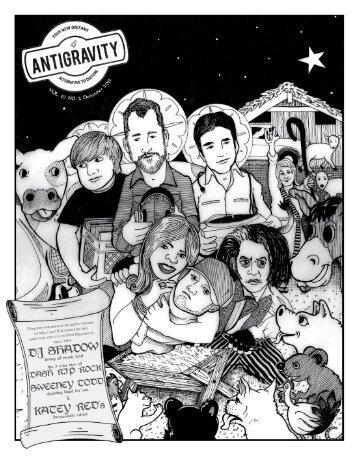 Download it here in PDF format! - Antigravity Magazine
