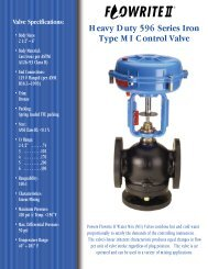 Product Specification - Mixing - Steamshop