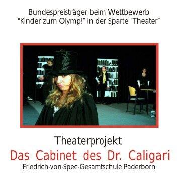 Das cabinet Inhalt 21x21, pdf - Friedrich-von-Spee-Gesamtschule ...