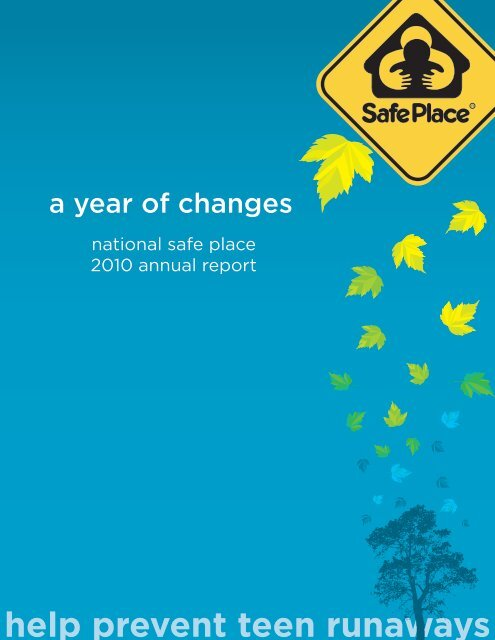 help prevent teen runaways - National Safe Place