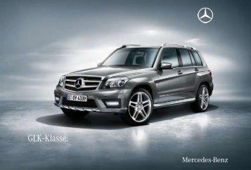 GLK - Klasse. - Mercedes Benz