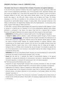 report of report of eurochip-2 action in 2 action in 2 ... - I tumori in Italia - Page 2