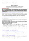 report of report of eurochip-2 action in 2 action in 2 ... - I tumori in Italia - Page 5