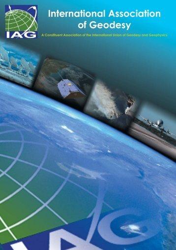 International Association of Geodesy