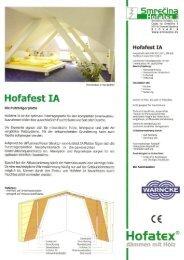 Hofafest IA