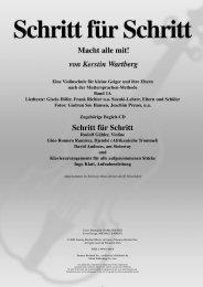 Leseprobe 1 - Alfred Music Publishing