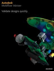 Autodesk Moldflow Adviser Overview Brochure - Tata Technologies