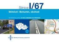 Silnice I/67 Skřečoň–Bohumín – obchvat - Ředitelství silnic a dálnic