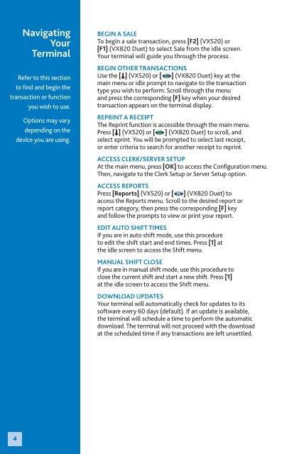 Verifone Vx520 Auto Settlement Time - The Best Settlement In
