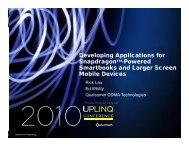 Smartbooks - Uplinq