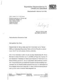 Anlage 3 - Brief des Ministeriums vom 23.02.2009 - bayern ...