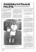 Frisbari 4/1984 - Ultimate.fi - Page 3