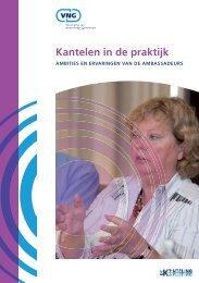 Kantelen in de praktijk; ambities en ervaringen van - Invoering Wmo