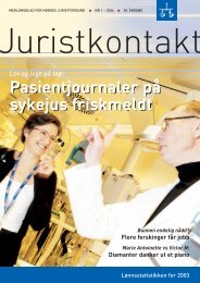 Juristkontakt 1 - 2004