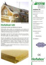 Hofafest UD