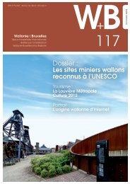 Revue Wallonie-Bruxelles n°117 - WBI