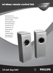 XP SBC LI 800 - Produktinfo.conrad.com